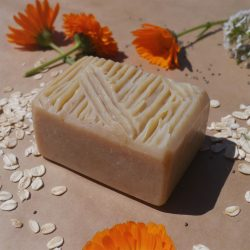 BYBUN Honey Oat Soap